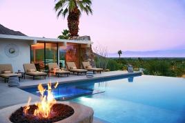 Dempster desert house in Palm Springs